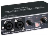 Informatique & Interfaces : Roland Quad-Capture - pcmusic