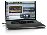 Computer Hardware : Avid HD Native with MacBook Pro 2011 17 - pcmusic