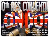 Event : 130th AES Convention in London - pcmusic