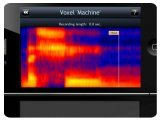 Music Software : IVoxel 1.4 - The Singing Vocoder for iPhone/iPad - pcmusic