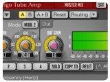 Plug-ins : Voxengo Tube Amp 2.3 - pcmusic