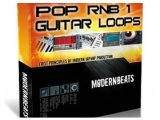 Virtual Instrument : ModernBeats Releases Pop RnB Guitar Vol1 Apple Loops - pcmusic