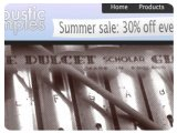 Virtual Instrument : AcousticsampleS Presents its Summer Sale - pcmusic