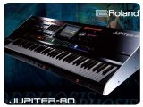 Music Hardware : The JUPITER-80 — See It! Hear It! - pcmusic