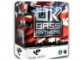 Instrument Virtuel : Prime Loops Présente UK Bass Anthems - pcmusic