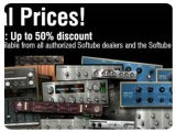 Plug-ins : Softube Sale! - pcmusic