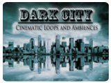 Virtual Instrument : Hollywood Loops Presents Dark City - pcmusic