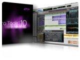 Logiciel Musique : Avid Pro Tools 10 - pcmusic