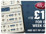 Plug-ins : Rob Papen Delay - just £10 for One Week Only! - pcmusic