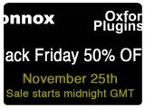 Plug-ins : Sonnox Black Friday -50% Sale - pcmusic