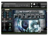 Virtual Instrument : Sample Logic's FANFARE - now shipping! - pcmusic