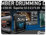 Virtual Instrument : Toontrack Launch December Drum Deals! - pcmusic