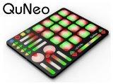 Computer Hardware : QuNeo, Multi-touch MIDI & USB Pad Controller - pcmusic
