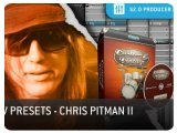 Virtual Instrument : Toontrack Custom & Vintage Presets - Chris Pitman II - pcmusic