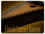 Virtual Instrument : Finnish Concert Kantele for HALion, Kontakt & EXS24 - pcmusic
