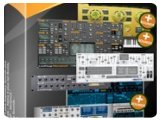 Virtual Instrument : LinPlug Creative Studio Bundle - pcmusic