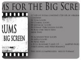 Music Software : Hollywood Loops releases - Drums For The Big Screen - pcmusic