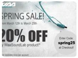 Virtual Instrument : WaaSoundLab Spring Sales - pcmusic