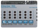 Virtual Instrument : Rythmic Robot Lauches Doctor 110 for Kontakt - pcmusic