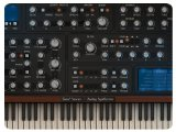 Virtual Instrument : TONE2 Audiosoftware Release SAURUS Analog Synthesizer - pcmusic