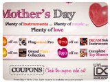 Event : UVI Mother's Day special - pcmusic