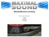 Industry : MaximalSound is Evolving - pcmusic