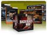 Virtual Instrument : Toontrack Releases Backbeats MIDI - pcmusic