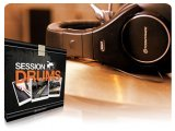Virtual Instrument : Toontrack Session Drums MIDI - pcmusic