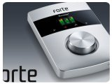 Computer Hardware : Focusrite Launches Forte - pcmusic