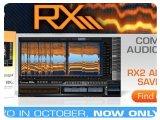 Divers : Promo iZotope RX2 - pcmusic