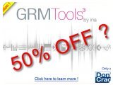 Event : DontCrack - GRM Tools Promotion ! - pcmusic