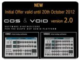 Virtual Instrument : Sonic Core Limited Offer : COS & VOID version 2 for SCOPE! - pcmusic