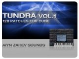 Virtual Instrument : Resonance Sounds Releases Tundra Vol.1 DUNE - pcmusic