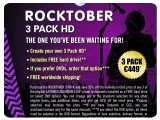 Event : ROCKTOBER Promotion at Soundsonline.com - pcmusic