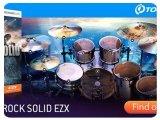 Virtual Instrument : Toontrack Release the Randy Staub Rock Solid EZX - pcmusic