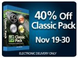 Plug-ins : McDSP Classic Pack Special! - pcmusic
