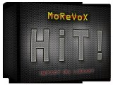 Virtual Instrument : MoReVoX - HiT! - pcmusic