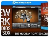 Virtual Instrument : Toontrack's New York Studios Volume 3 - pcmusic