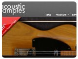 Virtual Instrument : Acousticsamples Xmas sale - pcmusic