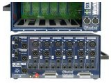 Audio Hardware : Radial introduces the SixPack 500 Series Power Rack - pcmusic