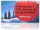 Event : FabFilter Holiday Sale: 25% Discount - pcmusic