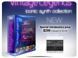 Music Software : UVI Launches Vintage Legends Iconic Synth Collection - pcmusic