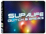Virtual Instrument : Producerloops Releases Supalife Glitch & Breaks - pcmusic