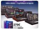 Instrument Virtuel : UVI Vintage Legends Disponible - pcmusic