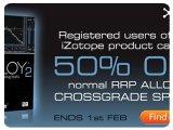 Plug-ins : IZotope launch Alloy 2 Loyalty Promotion - pcmusic