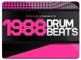 Virtual Instrument : Zenhiser Launches 1988 Drum Beats - pcmusic