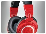 Audio Hardware : Audio-Technica Introduces ATH-M50RD Red - pcmusic