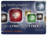 Virtual Instrument : Free Single Instruments from Vienna - pcmusic