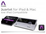 Computer Hardware : Apogee Quartet for iPad & iPhone Now Available - pcmusic