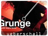 Virtual Instrument : Ueberschall Announces the Availability of Grunge - pcmusic